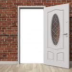 porte d'entrée –